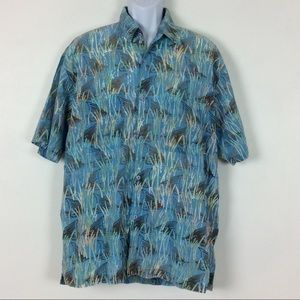 Rum Raggae | Hawaiian Aloha XL Short Sleeve Shirt